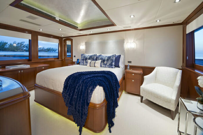 Fore Aces Master Cabin