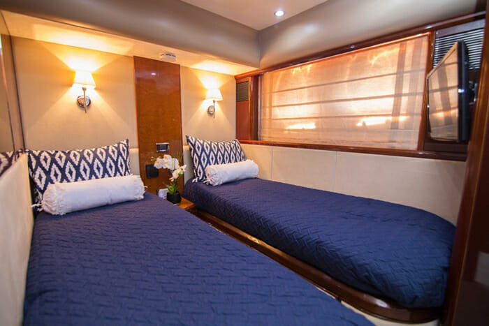 Forever 5 Twin Stateroom