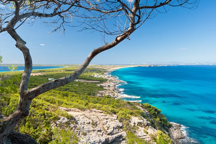 Formentera yacht charters