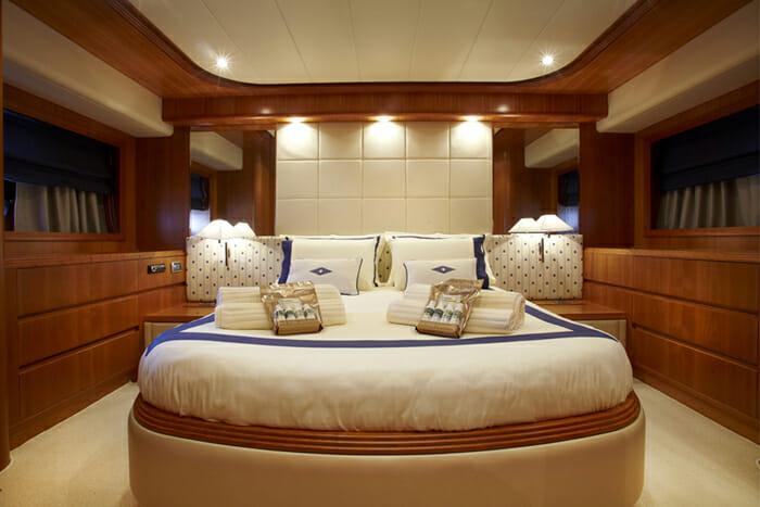 Freedom 78 VIP Cabin