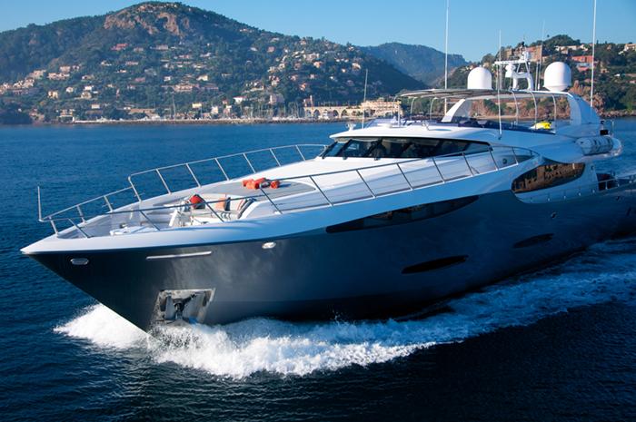 GEMS Yacht