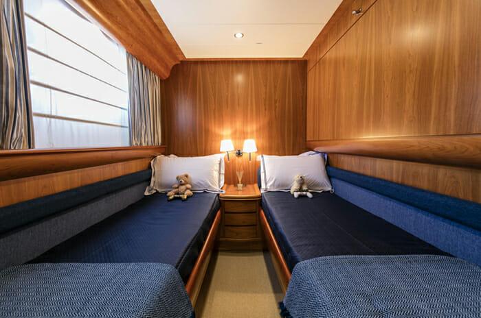 Georgeous Twin Cabin