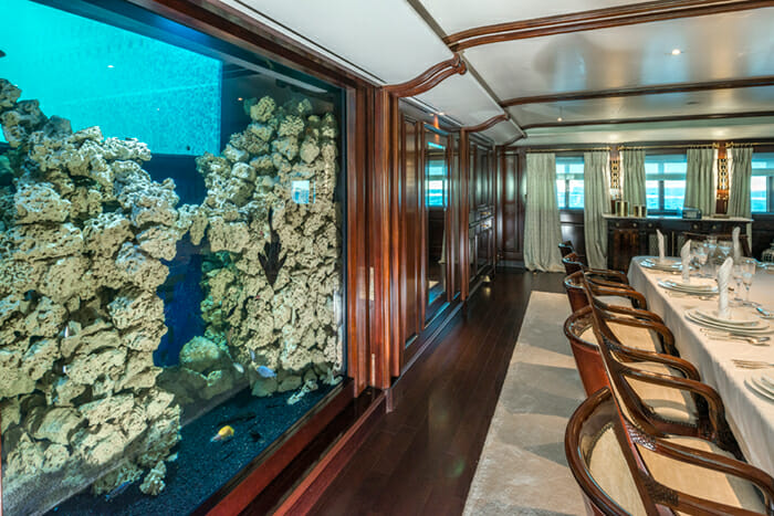 Grand Ocean Dining Room