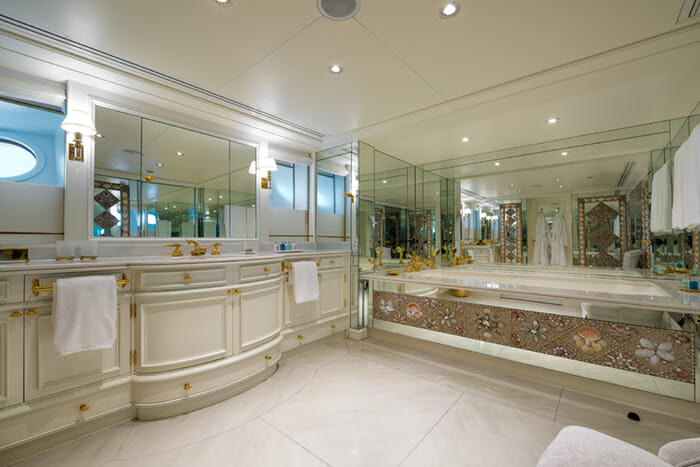 Grand Ocean Guest Bathroom 1