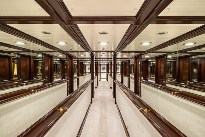 Grand Ocean Guest Hallway