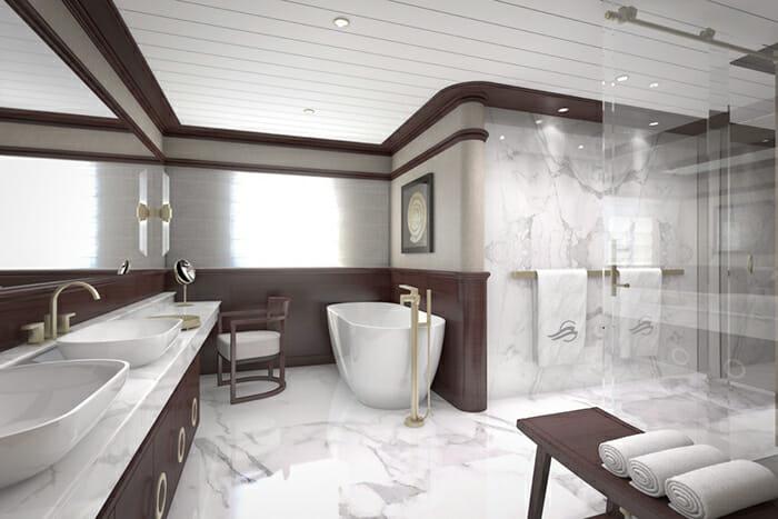 Grand Ocean Master Bathroom