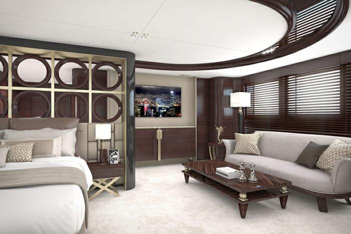 Grand Ocean Master Cabin