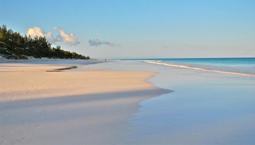 Harbour Island Bahamas beach