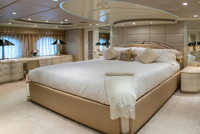 I Love This Boat Master Cabin