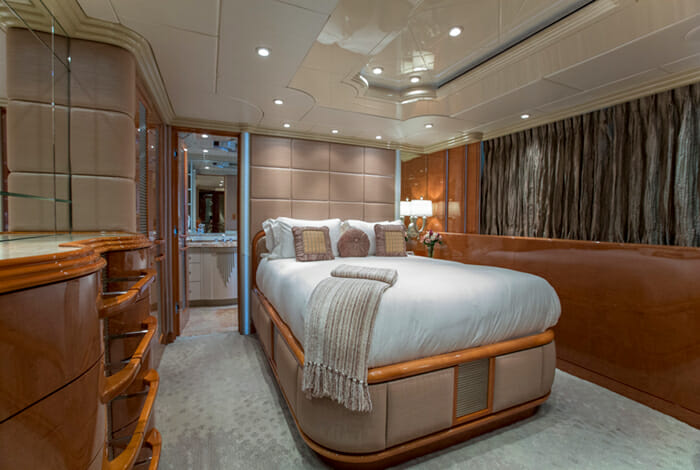 I Love This Boat VIP Cabin 2