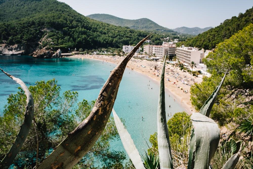 Ibiza private yacht charter mediterranean