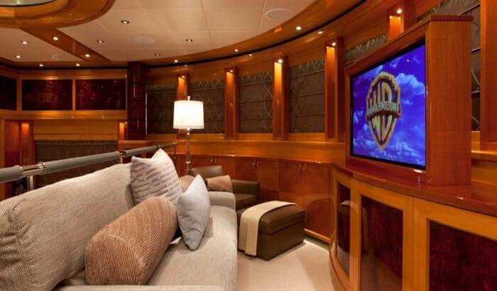 Impromptu Master Cabin Lounge