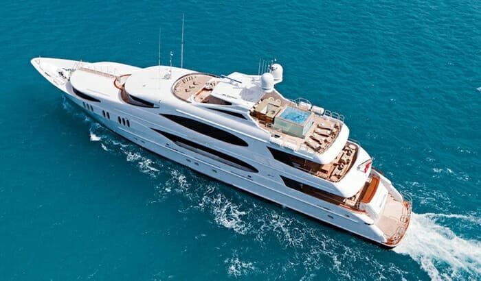 Superb Yacht Impromptu 164 Trinity Motor Yacht Worldwide Boat Creativecarmelina Interior Chair Design Creativecarmelinacom