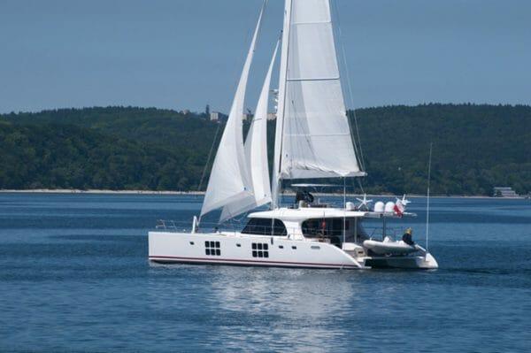 In The Wind Catamaran