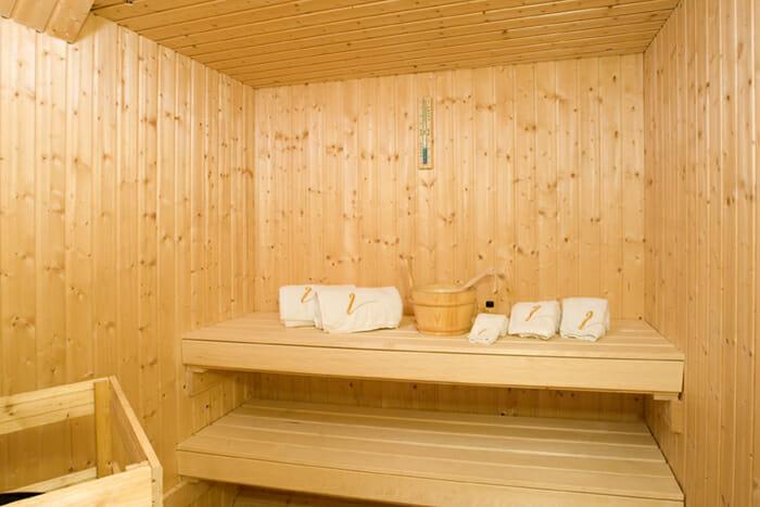Insignia Sauna