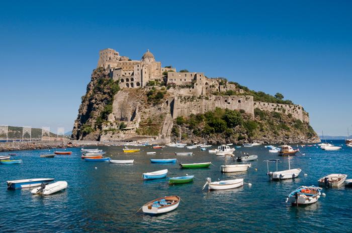 Ischia yacht charters