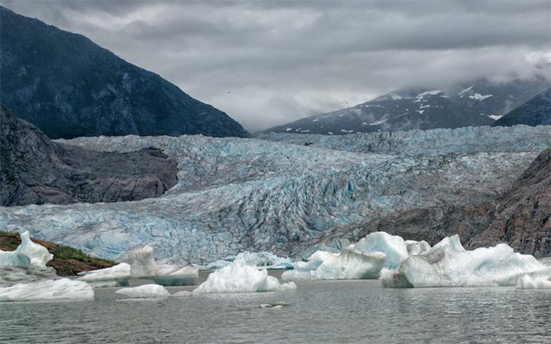 Juneau to Juneau Itinerary