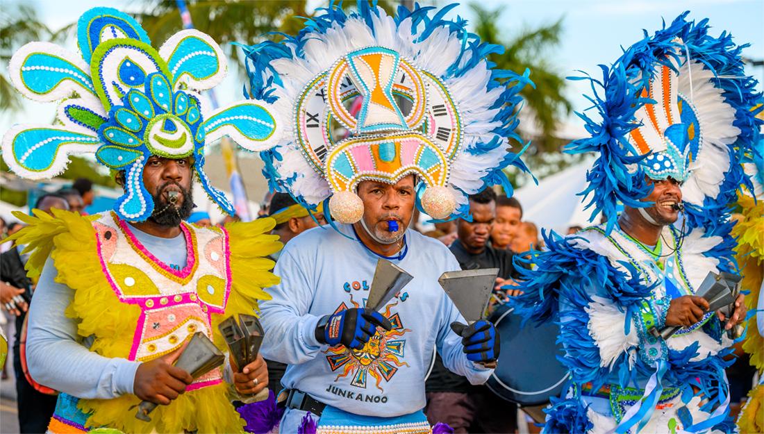 Bahamian Culture: Junkanoo Festival