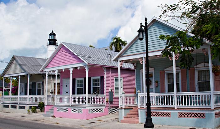 Key West houses