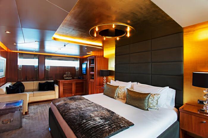 Komokwa VIP cabin