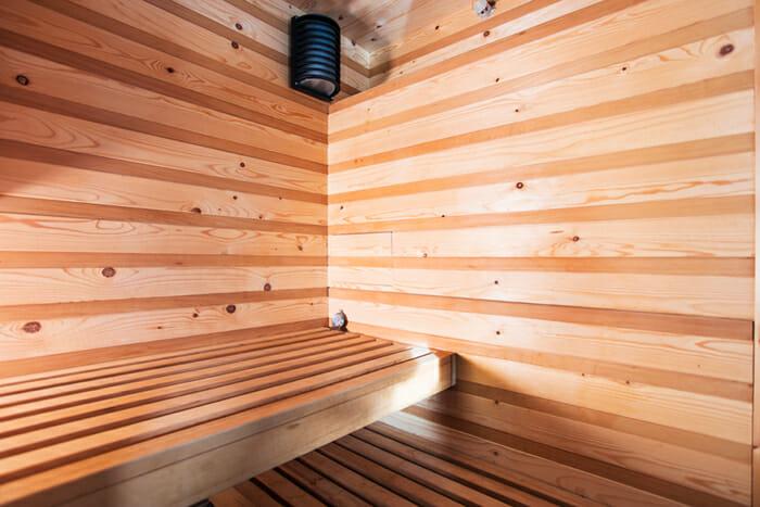 Komokwa sauna