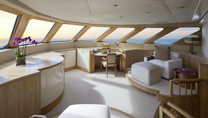 LAZY Z Master Observation Lounge