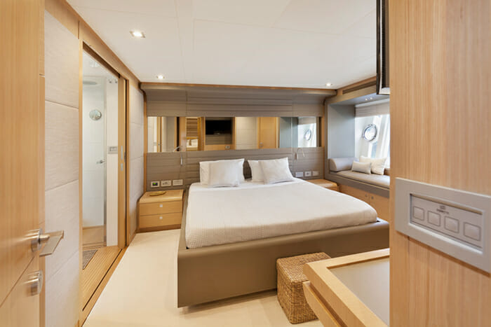 La Pace Master Cabin