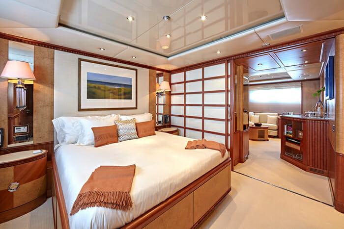 Lady Ellen II VIP Cabin