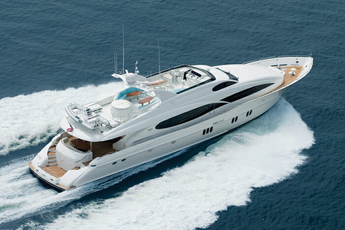 Le Reve Yacht