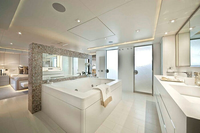 Light Holic Master Bathroom