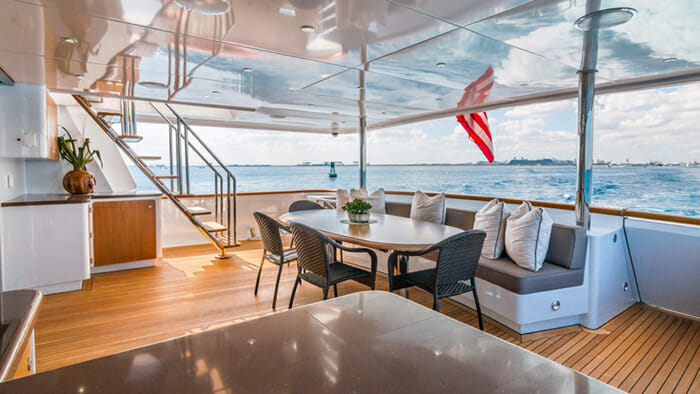 Loon Aft Deck