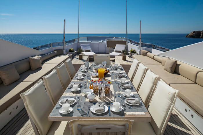 Mabrouk Upper Deck Dining