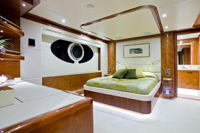 Marina Wonder Guest Cabin
