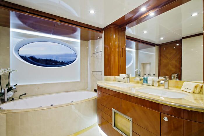 Marina Wonder Master Bathroom