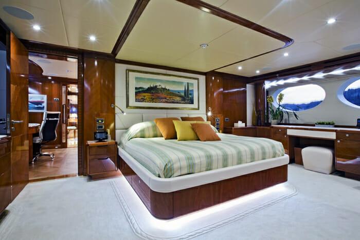 Marina Wonder Master Cabin
