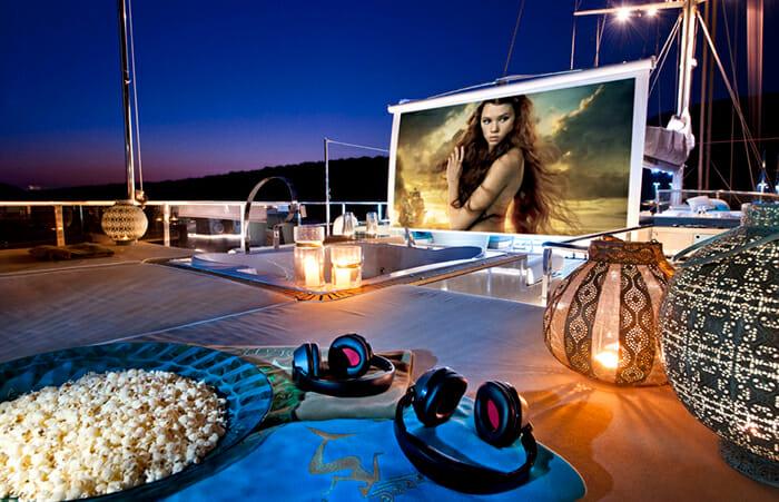 Mermaid Open air cinema