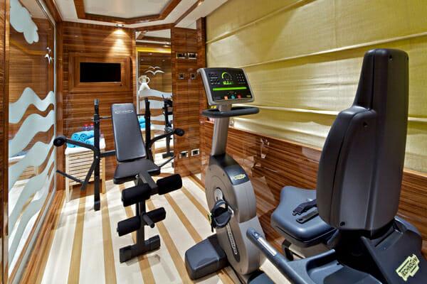 Mia Rama Gym