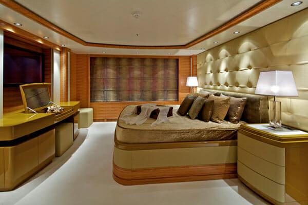 Mia Rama Master Cabin