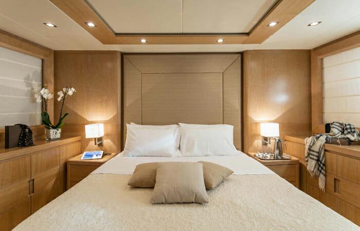 Mythos VIP Cabin