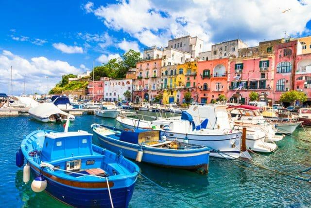 Naples Procida