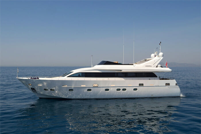 Nashira Yacht