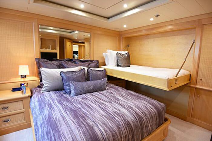 Nita K II Guest Cabin with Pullman