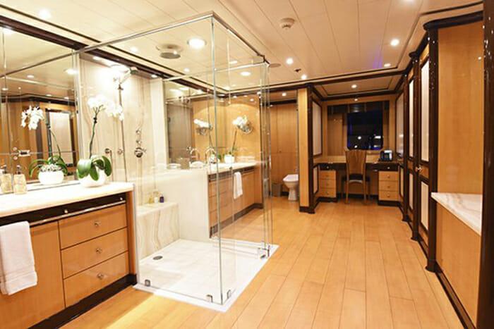 Nita K II Master Bathroom