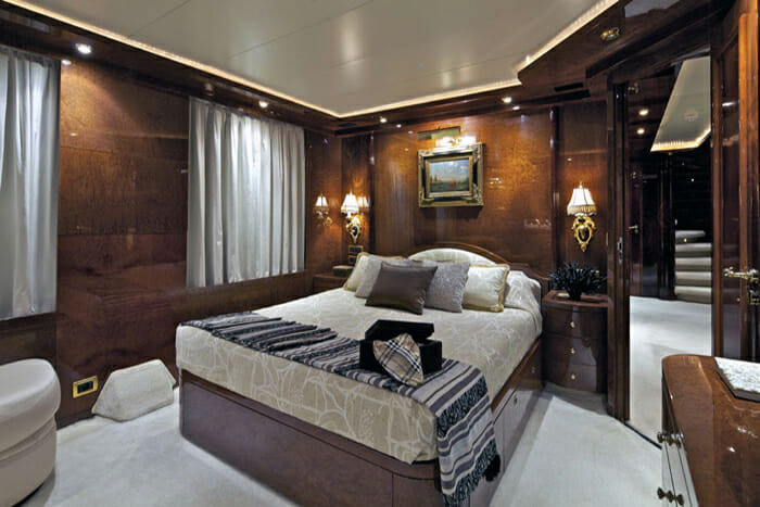 O'Rion Double Cabin
