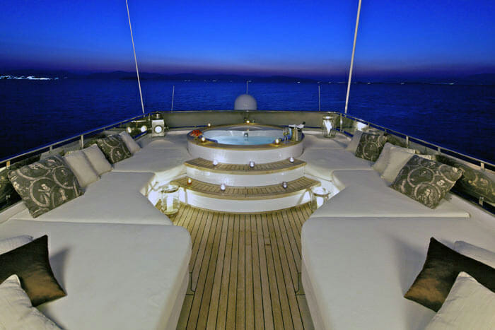 O'Rion Sundeck By Night