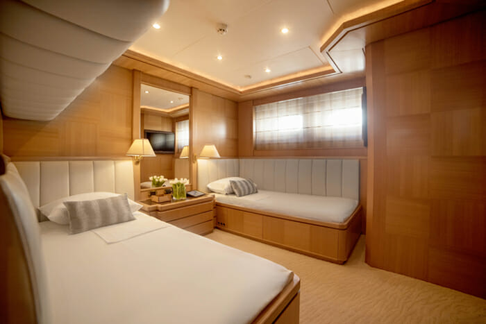 Oasis Twin Cabin 1