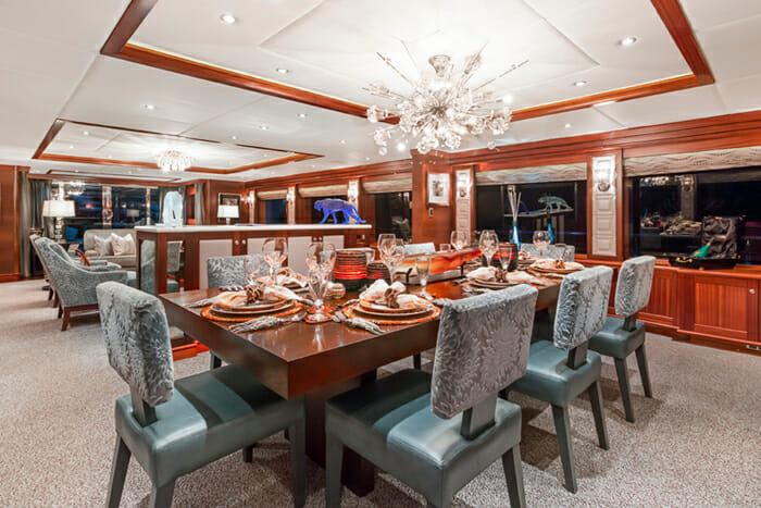 Ocean Club Dining