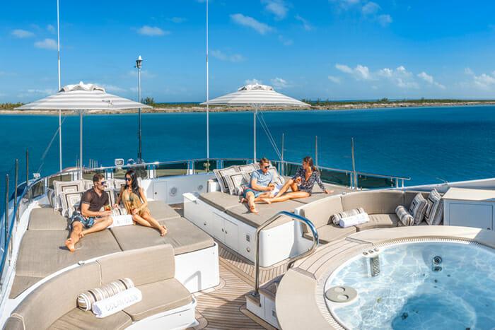 Ocean Club Sundeck