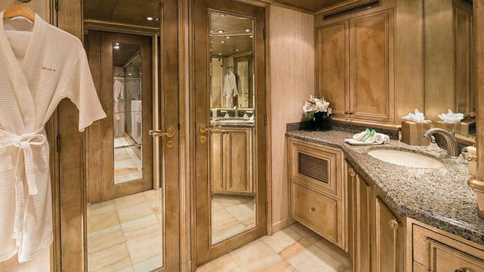 Ocean Drive Master Bathroom