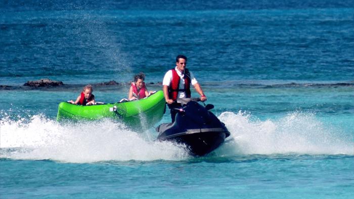 Ocean Drive Water Fun